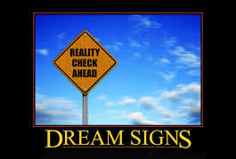 dream sign reality check