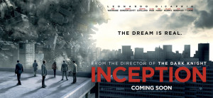 The plot of the film Inception centers on lucid dreams