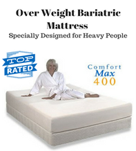 Bariatric Mattress Specially Designed for Heavy People
