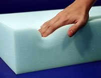 Ultra Cell High Resilience (HR) foam