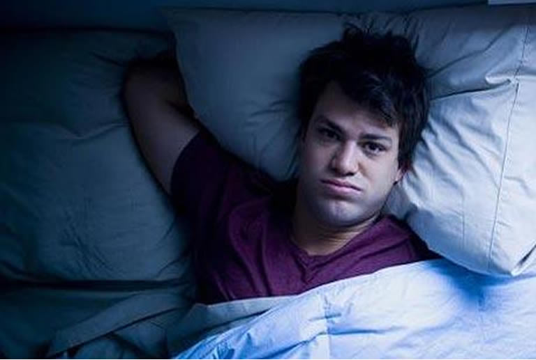 Man finding it hard to lucid dream